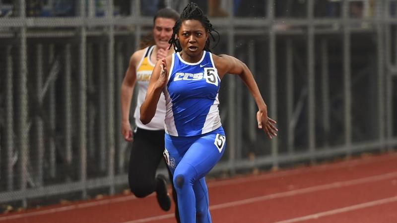 Pair of Blue Devils Run Personal-Bests at Larry Ellis Invitational on Saturday