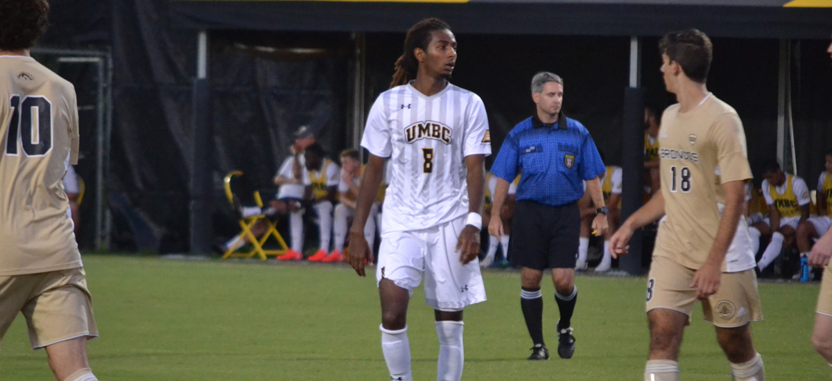 Retrievers Battle Back Against Albany, Fall in 4-2 in Penalty Shootout in #AEMSOC Quarterfinals