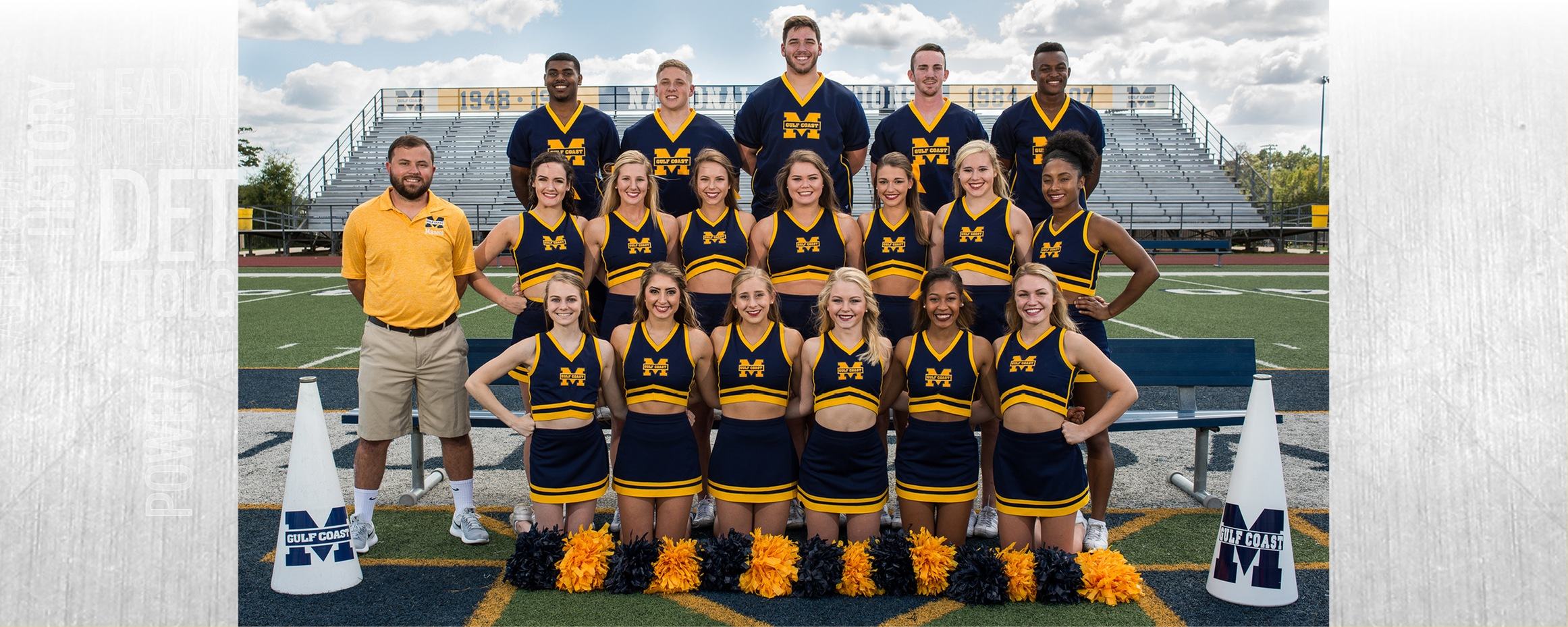 MGCCC Cheer heads to nationals for 2nd time