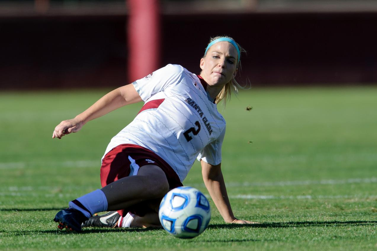 Bronco Women's Soccer Star Julie Johnston Wins U.S. Soccer Young Female Athlete of the Year Award