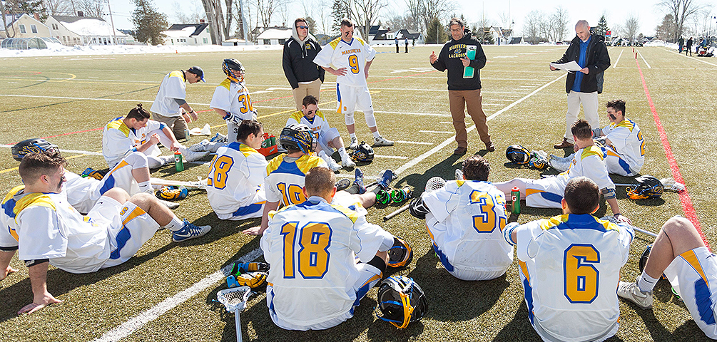 Game Notes: Men's Lacrosse Travels to Vermont to Face Green Mountain & Johnson
