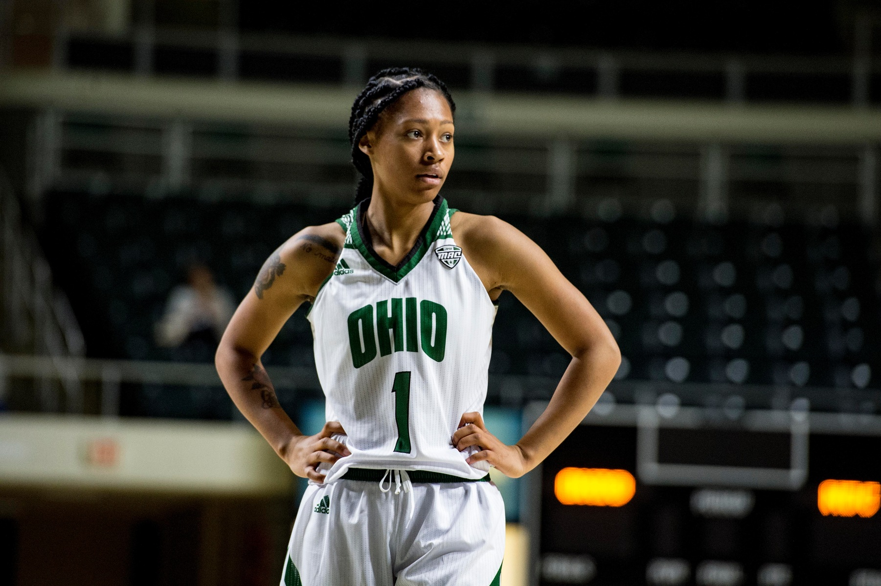 Ohio Women's Basketball's Hooks Named To 2018-19 Preseason All-MAC East Division Team
