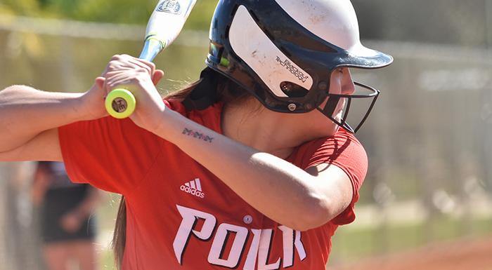Polk State will hold softball tryouts Sept. 3 in Winter Haven. (Photo by Tom Hagerty, Polk State.)