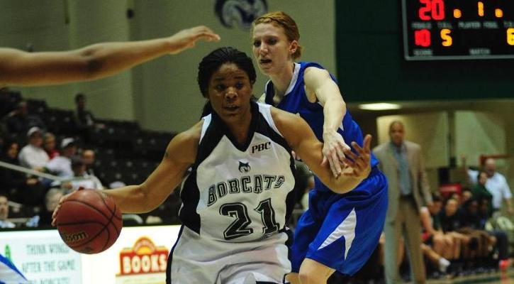 Brandi McKinney nets team-high 20 points
