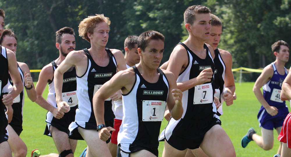 Bulldog harriers show well at Rothenberg Invite