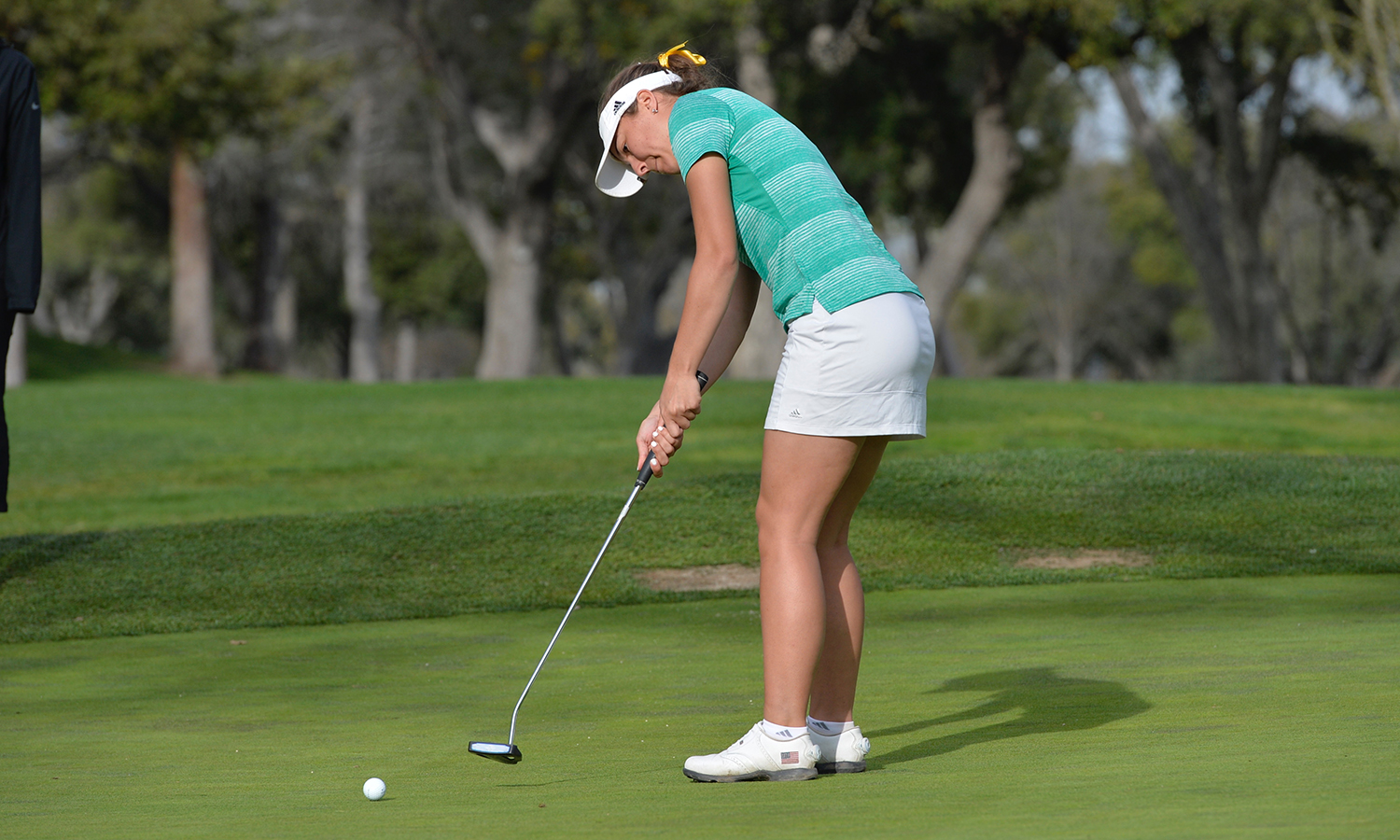 STRONG START, ROUGH FINISH LEAVES WOMEN'S GOLF IN THIRD PLACE AFTER FIRST ROUND OF BIG SKY CHAMPIONSHIPS