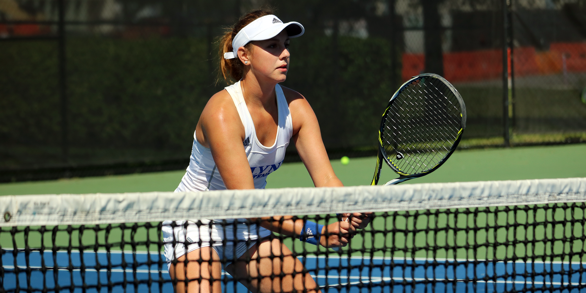 Women's Tennis Continues Play at PBA; Liga & Petrackova Advance to Singles Finals