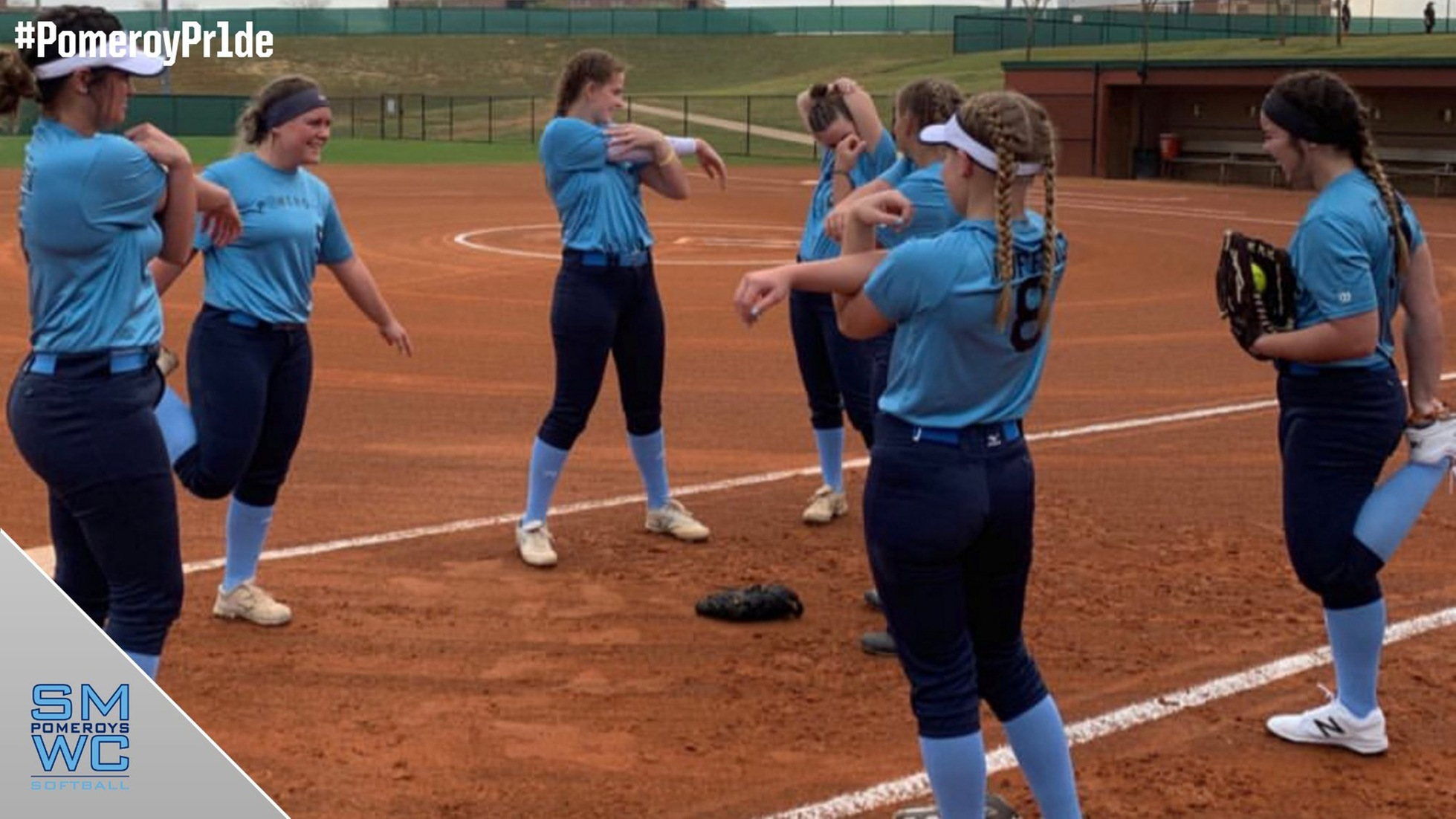SMWC Softball Suffers A Pair of Losses on Day One of Spring Training