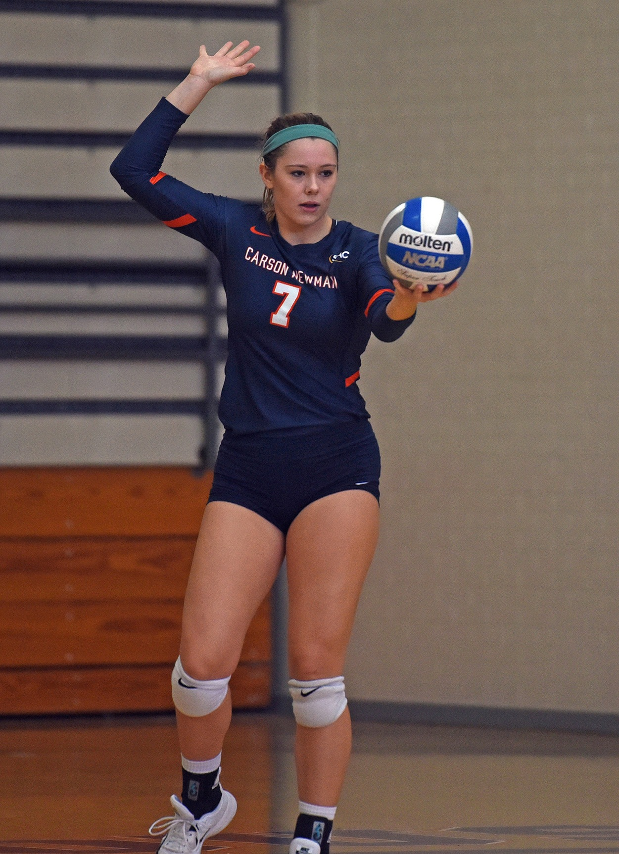Carson-Newman Volleyball Middles and Outsides Position Preview