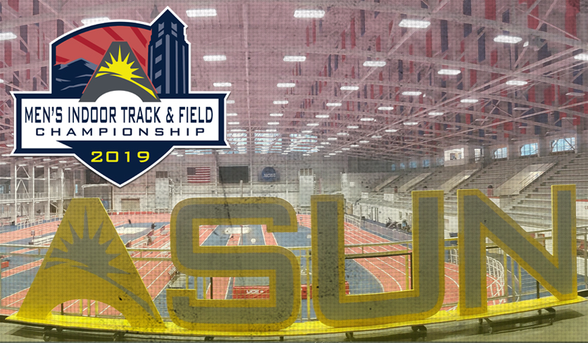 Men's #ASUNTF Indoor Championship Ready for Friday & Saturday