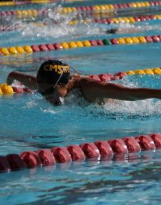 CMS Rolls In Double-Dual Meet Against Oxy and Chapman