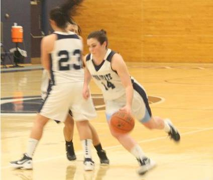 Lady Lions Cruise Past York