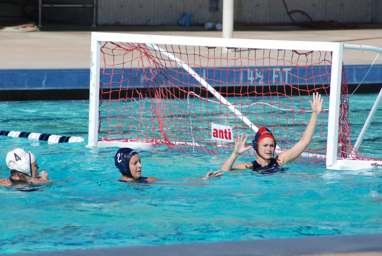 Women's Water Polo Finishes 1-3 at Chaffey Tournament