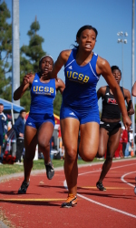 Gauchos Host Track Meet Against Cal Poly This Weekend