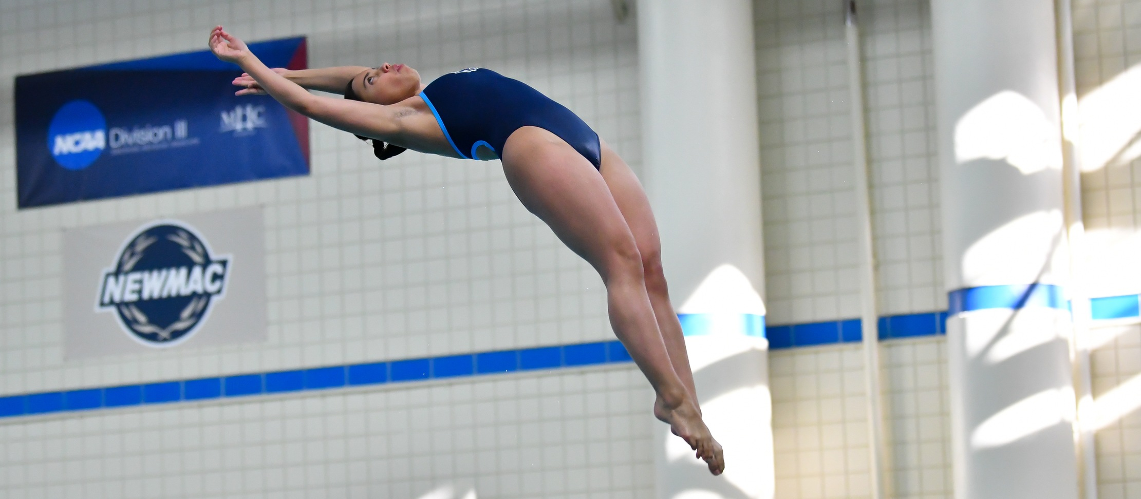 Swimming and Diving Finishes Fifth at RIT's Don Richards Invitational; Nemivant Wins Both Diving Competitions