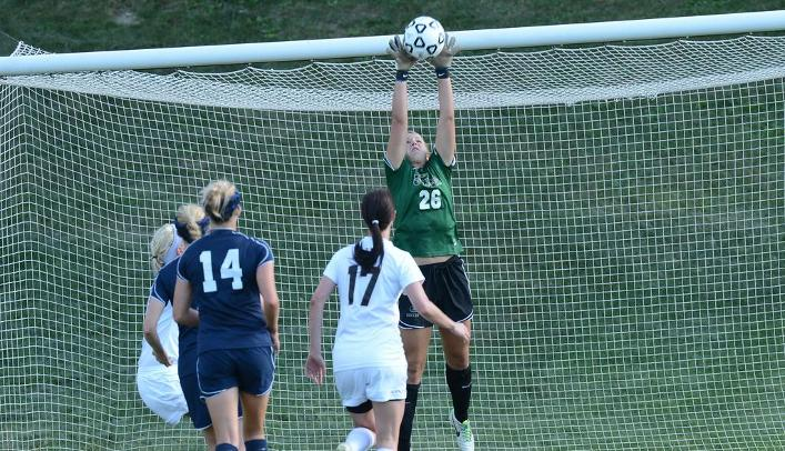 Blugolds Shutout on Road Against Luther (Iowa)