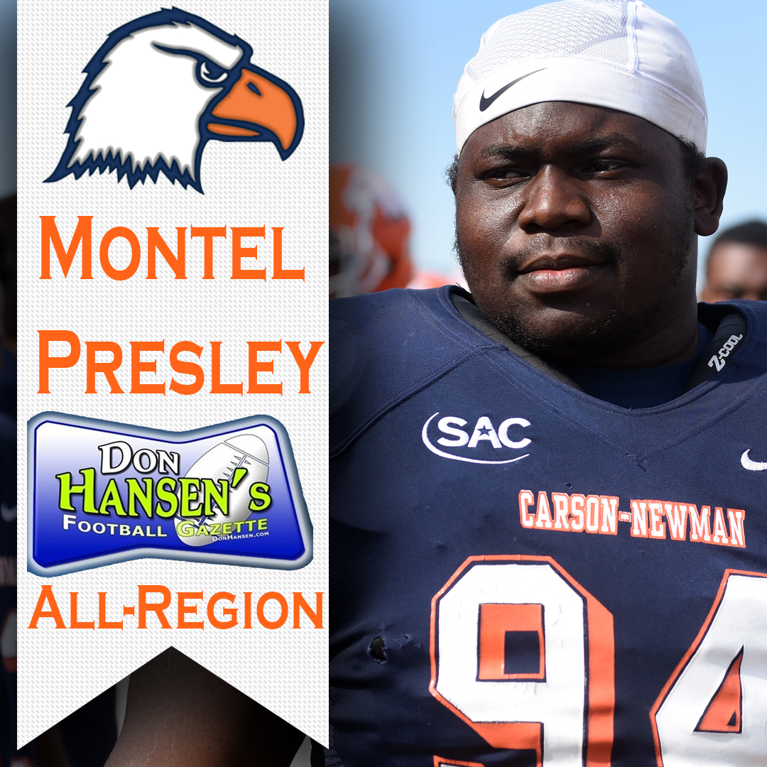 Five Eagles named to Don Hansen's All-Region teams