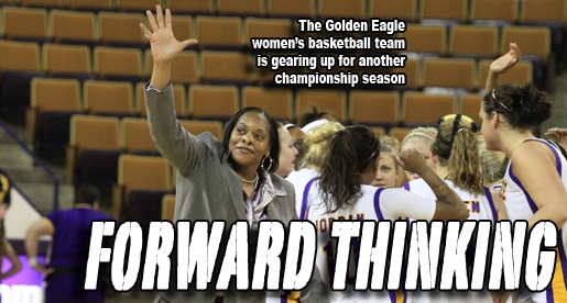 Golden Eagles set to make a run at the NCAA Tournament