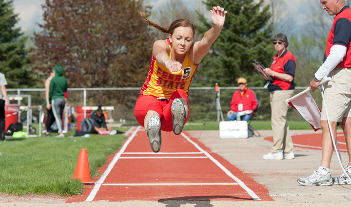 FSU Track and Field Wraps Up 2016 GLIAC Championships