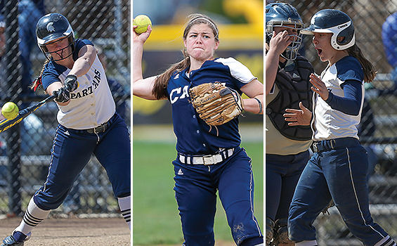 Molly O'Brien Leads Trio of Spartans Selected to NFCA All-Central Region Team