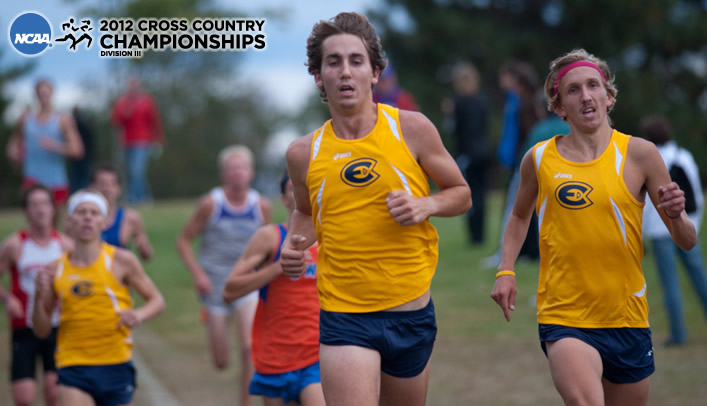 Men's Cross Country Finishes Fifth at NCAA Midwest Regional
