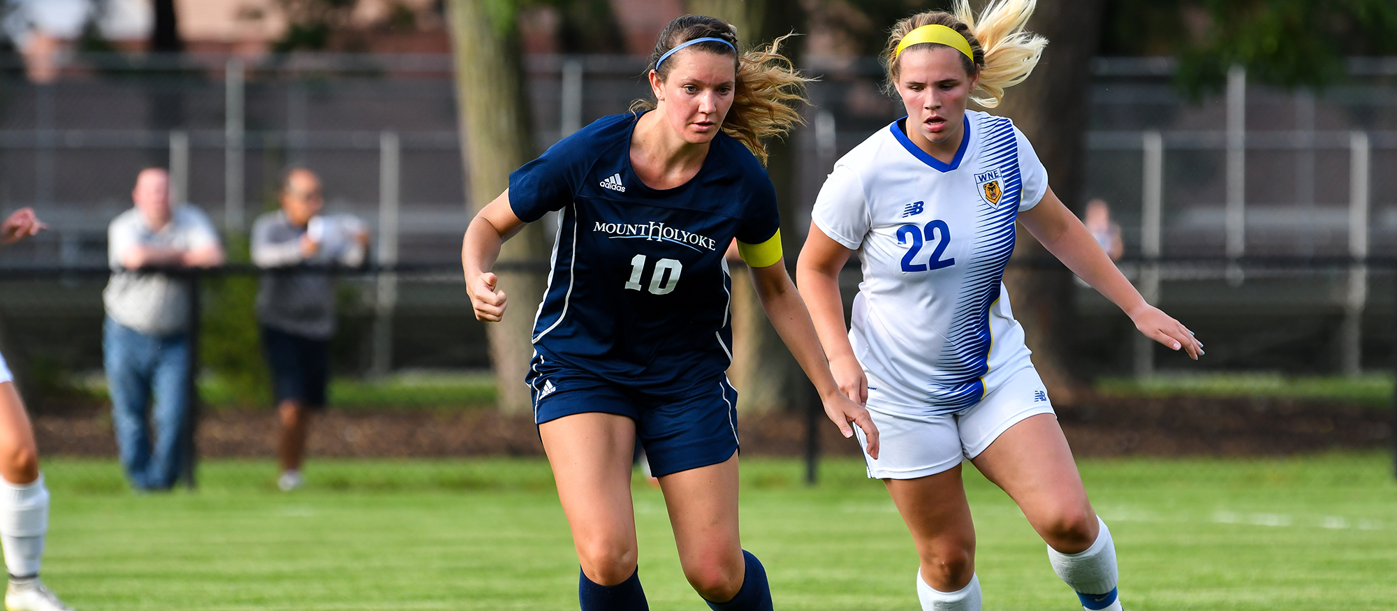 Soccer Falls to Elms, 2-0, in Non-Conference Action