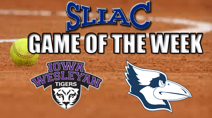 SLIAC Game of the Week: Iowa Wesleyan vs. Westminster