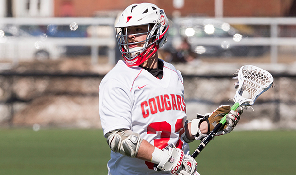 Overtime Strike Cuts Cougars' Rally Short, 12-11