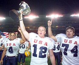 Aztec Bowl 2006 champions