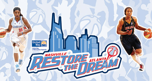 Atlanta Dream works with United Way in Nashville flood recovery