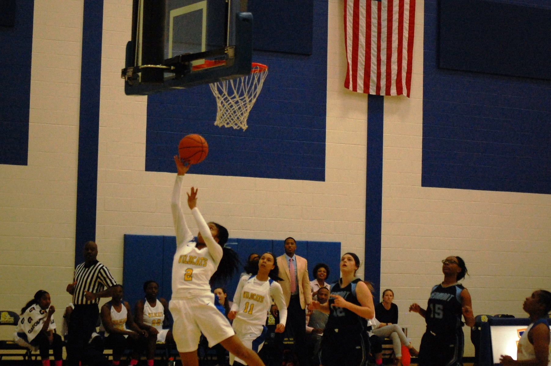 Women's Basketball Puts on Defensive Clinic in Convincing Win Over Piedmont International