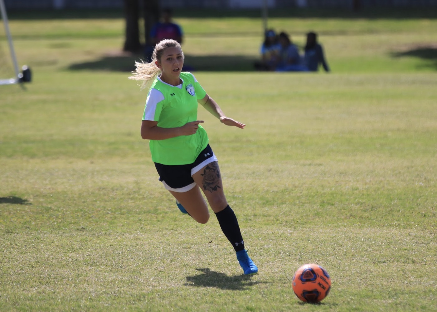 Crush Women Keep the Goals Coming in 6-1 Win
