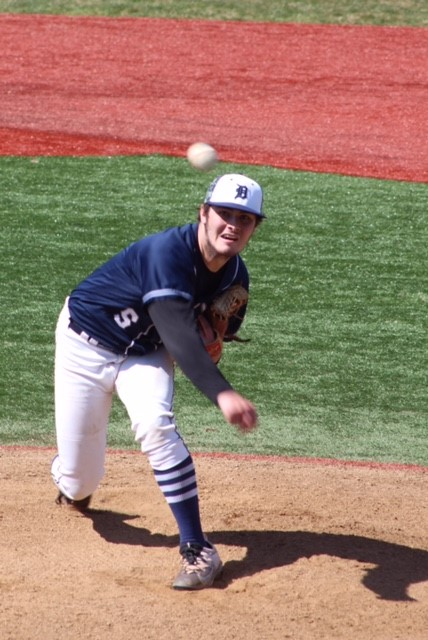 Penn State DuBois baseball team has been selected, to play in the (USCAA) Small College World Series.