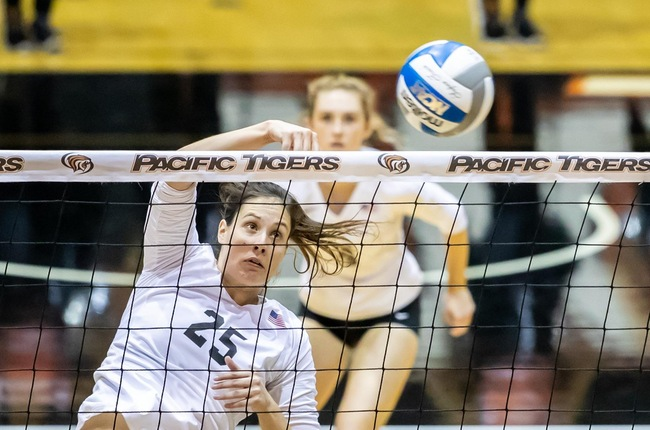 Pacific Sweeps Loyola Marymount