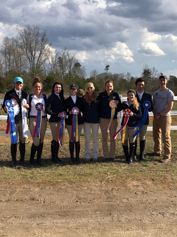 Intermont Equestrian IHSA Team Wins Four Individual Championships At Regionals Saturday