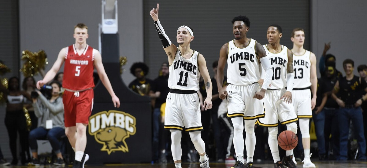 Retrievers Set to Take on Host Vermont for America East Men's Basketball Title