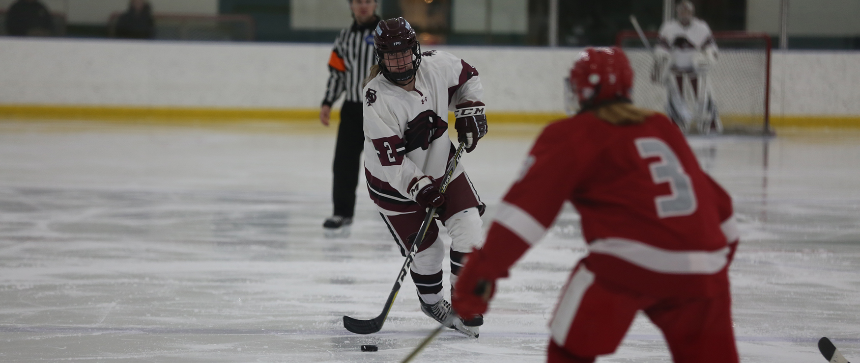 Women's Ice Hockey Eases Past Nichols, 5-0
