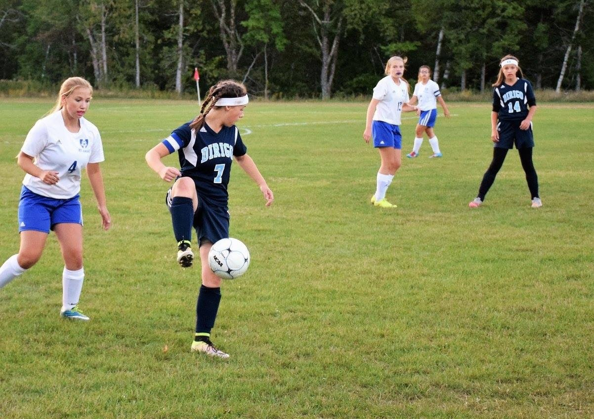 Lady Mustangs Soccer Adds Offensive Threat with Dirigo Forward