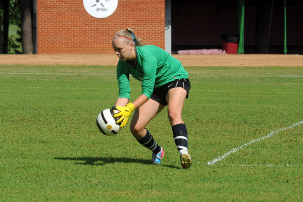 Lady Hawks soccer comes up short in conference battle with Ferrum