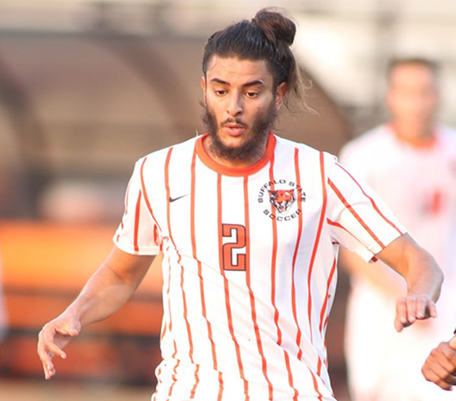 SUNYAC Game of the Week: Buffalo State men's soccer upsets #6 Cortland