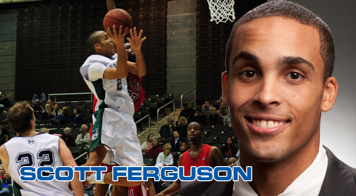 Ferguson Takes Second-Straight Bobcat Athlete of the Week
