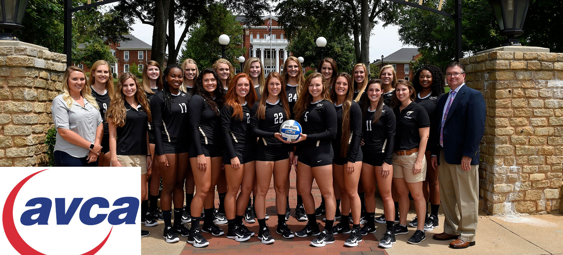 Trojan Volleyball Earns AVCA Academic Honor