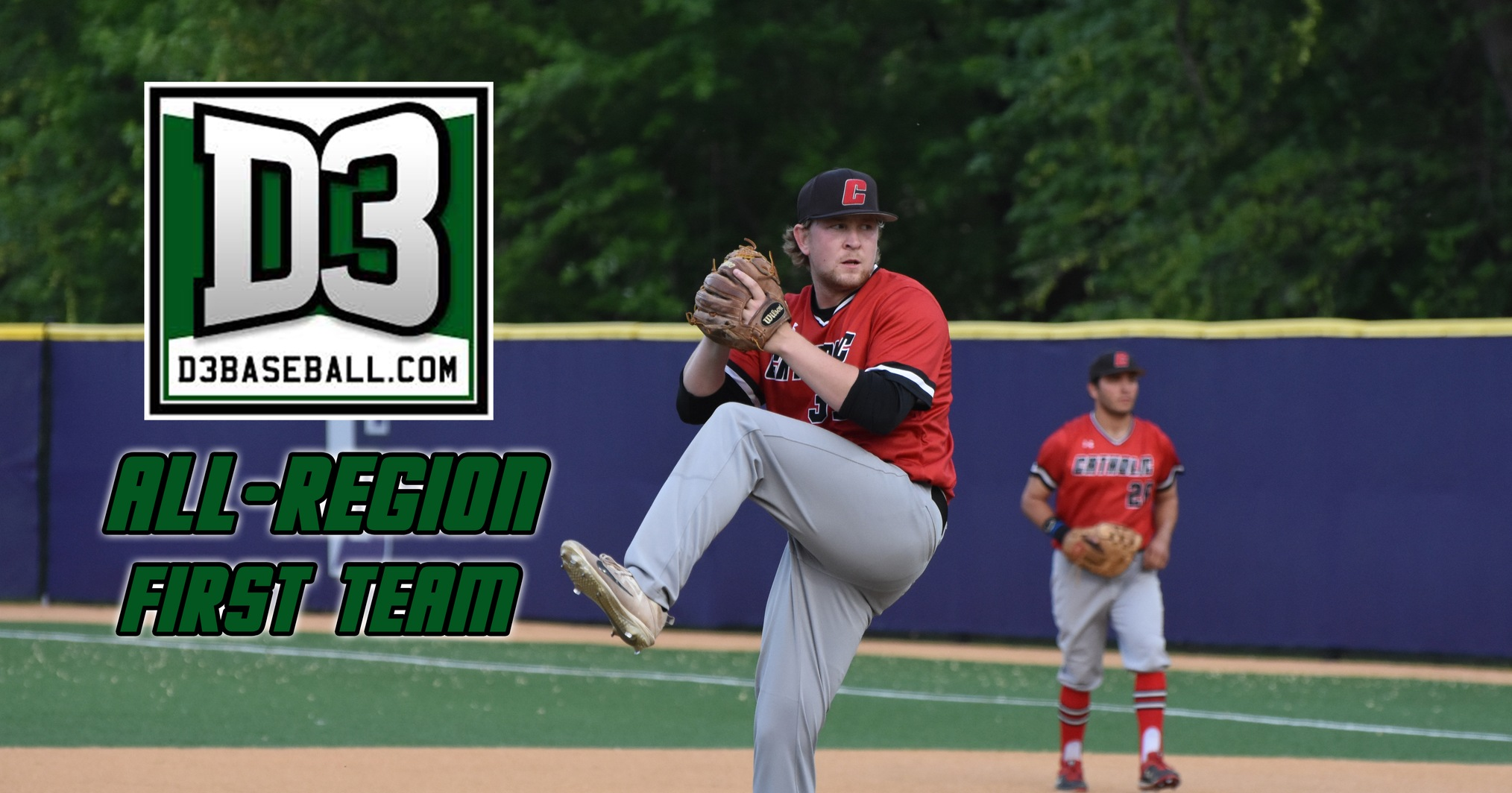 Mierzwa Named to D3baseball.com All-Region First Team