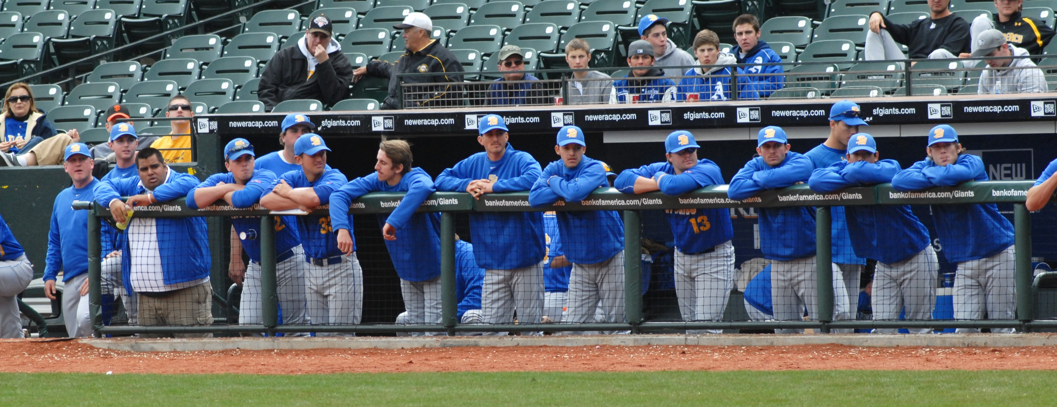 Gaucho Baseball Hosts Free Camp This Weekend