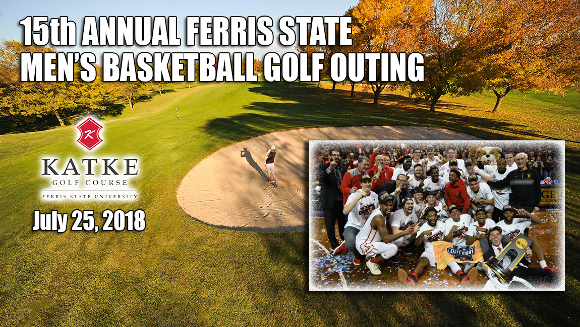 Men's Basketball Golf outing