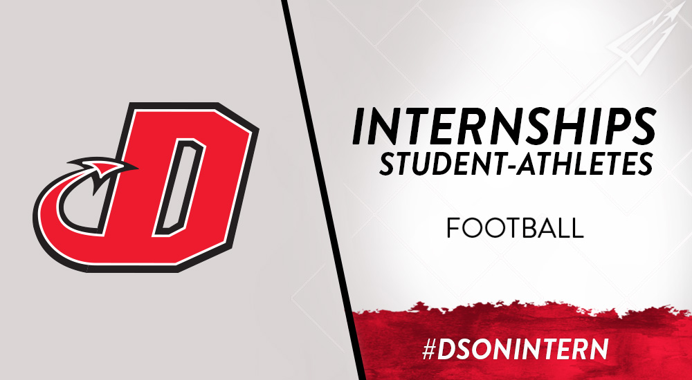 Dickinson Football | Student-Athlete Internships, Summer 2018