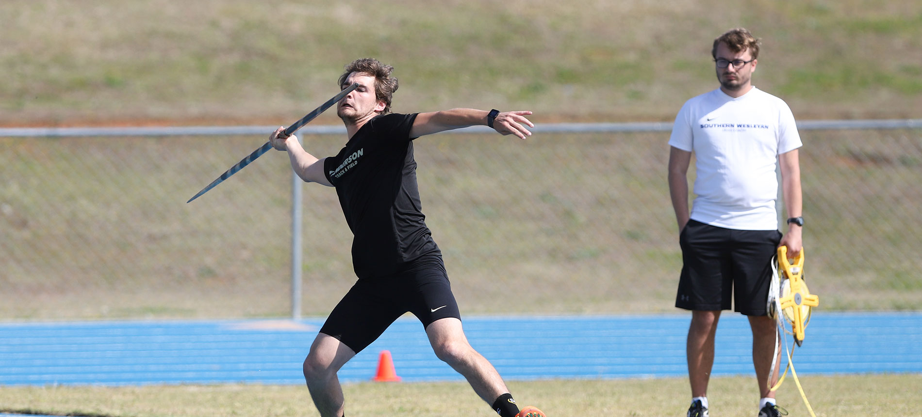 Track and Field Wraps up Southern Wesleyan's Susan Rouse Invitational with Impressive Marks
