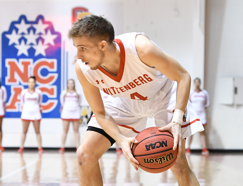 No. 24 Tigers Get Past Gators In NCAC Battle