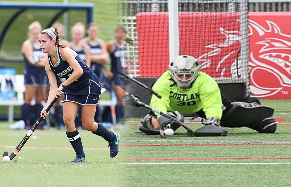 Penkitis and D'Amico named PrestoSports Field Hockey Athletes of the Week