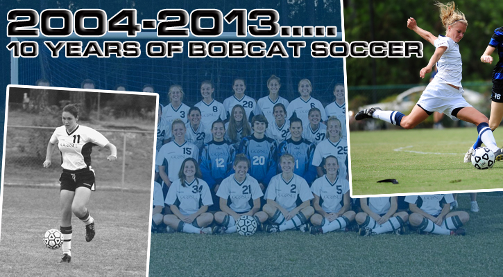 Bobcat Soccer to Honor 10th Anniversary Team, Alumni Day Oct. 19